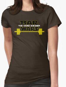 Star Wars - The Gains Awaken Womens Fitted T-Shirt