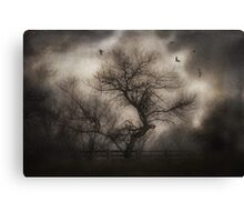 Svetlana's Tree Canvas Print