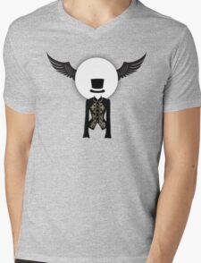 Divine  Mens V-Neck T-Shirt