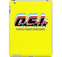 OSI (Office of Secret Intelligence) iPad Case/Skin