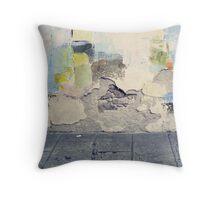 The wall art Throw Pillow