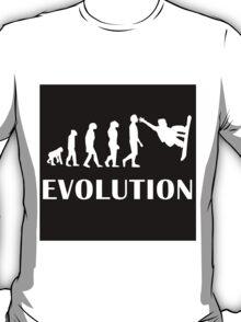 Snowboarding Evolution T-Shirt