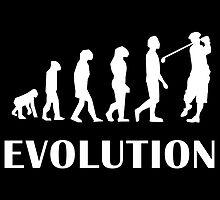Golf Evolution by kwg2200