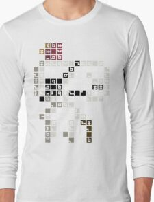 FEZ Geezer Tiles Long Sleeve T-Shirt
