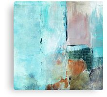The words Canvas Print