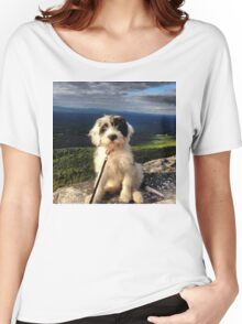 Mountain Pup Women's Relaxed Fit T-Shirt