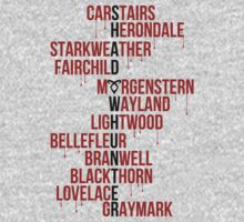 Shadowhunter Names by LovelyOwls