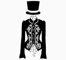 black rose ghost Unisex T-Shirt