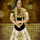 Lady of Byzantium by benamon