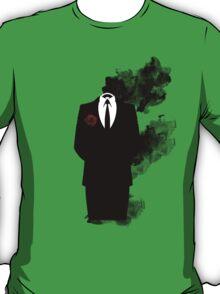 Black smoke  T-Shirt