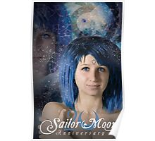 20th Anniversary Sailor Mercury Live Action Poster Poster