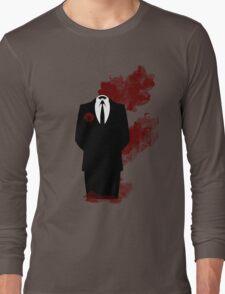 Bloody mist Long Sleeve T-Shirt
