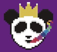 King Rich Chief Panda 3squire Tee by CrissChords