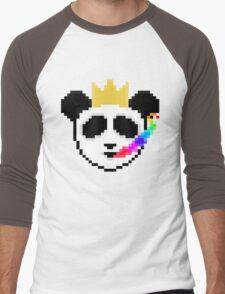 King Rich Chief Panda 3squire Tee Men's Baseball ¾ T-Shirt