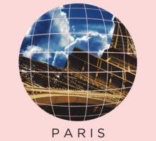 GridFashion Paris Style Kids Tee