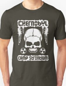 Chernobyl Strontium Skull T-Shirt T-Shirt