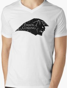 Gargoyles - Dawn is Coming Mens V-Neck T-Shirt