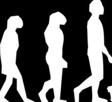 Lacrosse Evolution Sticker