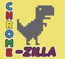 Chromezilla by Faramiro