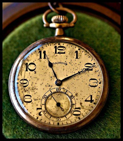 Grandpa's Pocket Watch by tvlgoddess