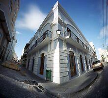 Old San Juan 1, Puerto Rico by HagstarStudios
