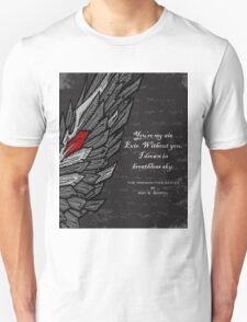 Breathless - The Premonition Series Unisex T-Shirt