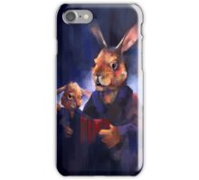 Bedtime Story iPhone Case/Skin