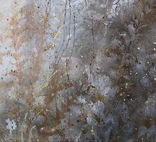 The Wild Sawtooth Sunflowers/ detail on a fav by evon ski