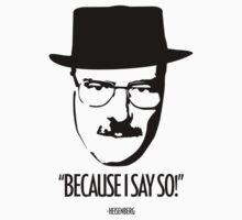 Heisenburg  by amadesigner