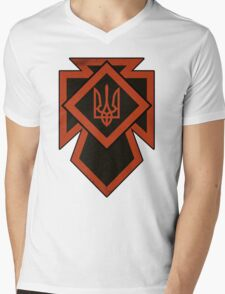 Insurgent Army Una-Unso Mens V-Neck T-Shirt