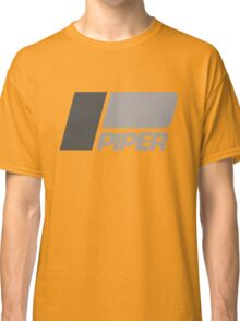 PIPER AIRCRAFT - RETRO LOW VIZ Classic T-Shirt