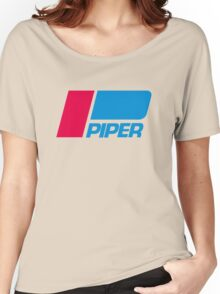 PIPER AIRCRAFT _ RETRO Women's Relaxed Fit T-Shirt
