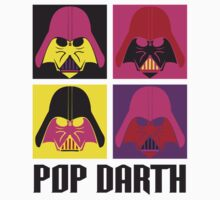 Pop Darth Kids Tee