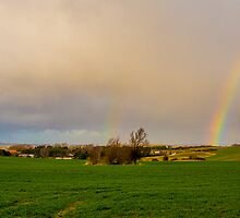 double Rainbow by Nordic-Photo
