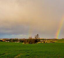 double Rainbow by Nordic-Photo