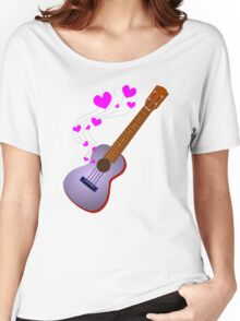 Music of Love Women's Relaxed Fit T-Shirt