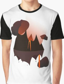 Mordor in the Sky Graphic T-Shirt