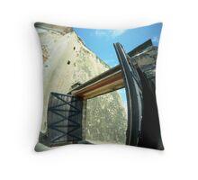 Castillo San Cristobal, Puerto Rico Throw Pillow