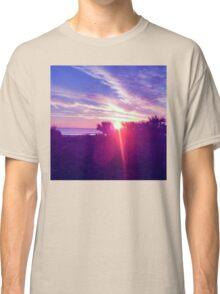 Cocoa Sunrise Classic T-Shirt
