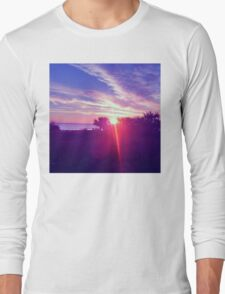 Cocoa Sunrise Long Sleeve T-Shirt