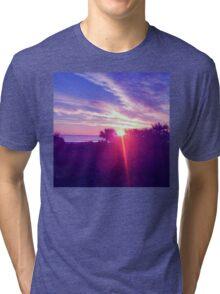 Cocoa Sunrise Tri-blend T-Shirt