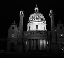 Karlskirche by pda1986