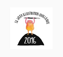 52 Week Illustration Challenge 2016 LOGO Unisex T-Shirt
