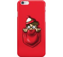 Right Under Your Nose iPhone Case/Skin