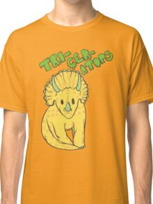 Triceratops Classic T-Shirt