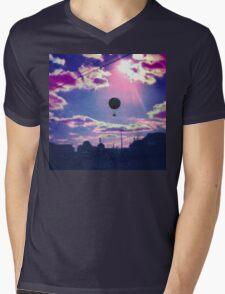 Balloon Trip Mens V-Neck T-Shirt