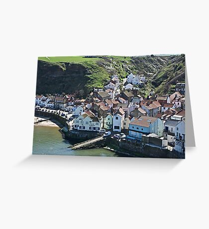 Smugglers Cove Greeting Card