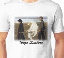 Simberg - Wounded Angel Unisex T-Shirt