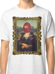 Yeezus Taught Mona Lisa Classic T-Shirt