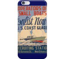 U.S. Coast Guard iPhone Case/Skin